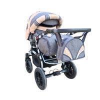 Коляска-трансформер Trans Baby Prado Lux Len (расцветки в ассортименте)