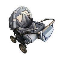 Универсальная коляска-трансформер Trans Baby Taurus Duo