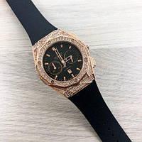 Hublot Big Bang Diamonds 882888A Gold-Black