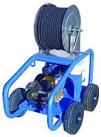 Аппарат для каналопромывки с электроприводом Шторм 2041К.