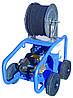 Аппарат для каналопромывки с электроприводом Шторм 1550К.