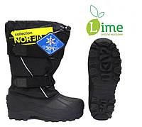 Зимние ботинки Norfin Husky, -30°