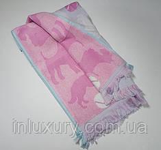 Полотенце махровое Собака