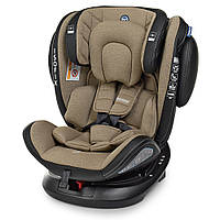 Автокресло детское El Camino ME 1045 ISOFIX EVOLUTION 360 Royal Beige