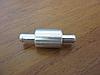 Обратный клапан №3 Металл (механический  для жидкостей)