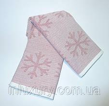 Набор полотенец Снежинки (2 шт)