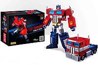 Трансформер Оптимус Прайм, Командор, KuBianBao, 12 см - Kombat Commander Optimus Prime - 207760