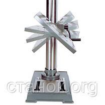 OPTIdrill RB 6T Настольный радиально-сверлильный станок по металлу верстат свердлильний радіальний Optimum, фото 2