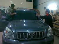Лобовое стекло Toyota Land Cruiser Prado (Внедорожник)