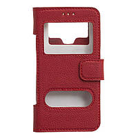 Чехол для телефона книжка боковая силикон Bring Joy 4,5-4,7 дюйм - 234684