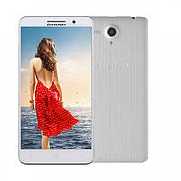"Lenovo A616 экран 5,5"", 4 ядра, GPS, 4Gb память, 2 sim, 3G белый. Оплата на почте !"
