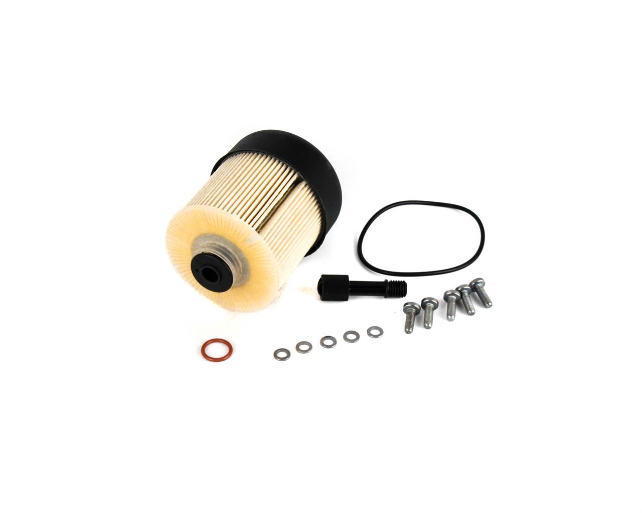 Топливный фильтр на  Renault Dokker 2012-> 1.5dCi, Knecht (Германия) —  KX 338/26D