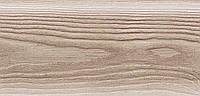 188 - Дуб шато Плинтус напольный 56 мм с кабель-каналом Rico Leo