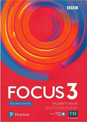 Focus Second Edition 3 Student's Book