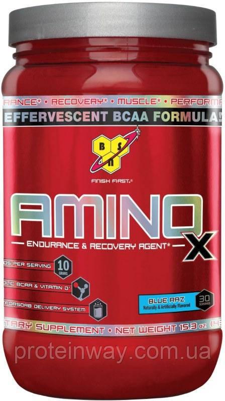 BSN Аминокислоты Amino-X 435g