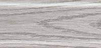 195 - Серебристая сосна Плинтус напольный 56 мм с кабель-каналом Rico Leo