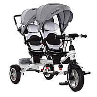 Велосипед для двойни M 3116TWA-19 надувные колеса