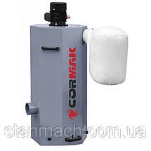 Пилозбірник Согмак MDC750 / A-1600 400V( аспірація ) для збору металевої стружки, фото 2