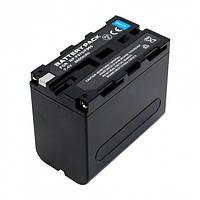Aккумуляторная батарея Alitek для Sony NP-F970 / NP-F960 для осветителей - 6600 mAh