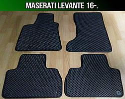 Коврики Maserati Levante 16-.