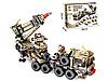 Конструктор 633011 военный транспорт 12 в 1 549 деталей, фото 4
