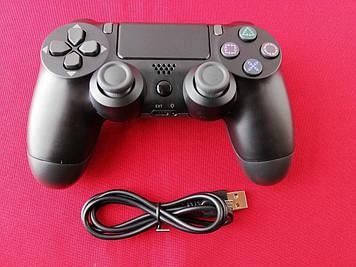 Черный джойстик для PS4 Sony Dualshock PS4 v2
