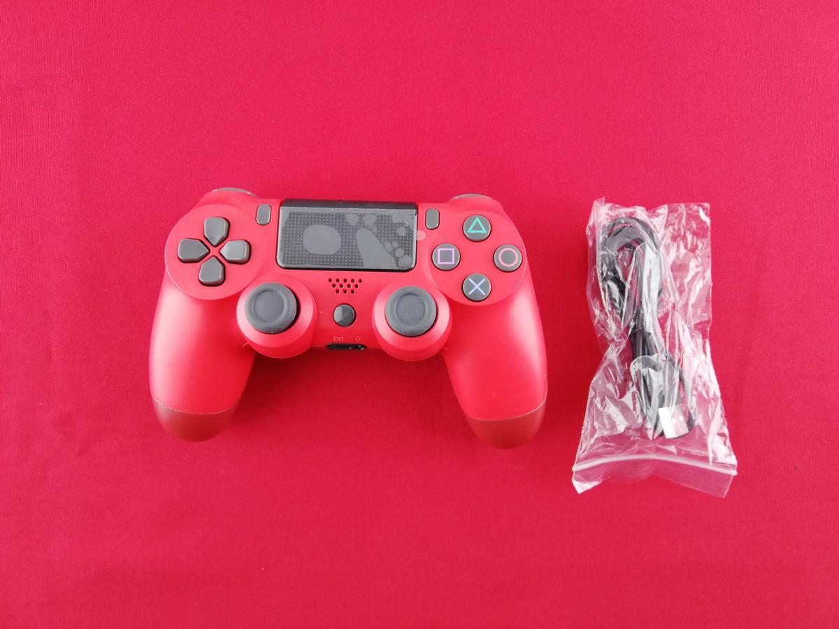 Джойстик Sony PS 4 DualShock 4 Wireless(Red)