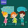 Развивающая спортивная игра Резиночки Flip Rope, MiDeer, фото 3