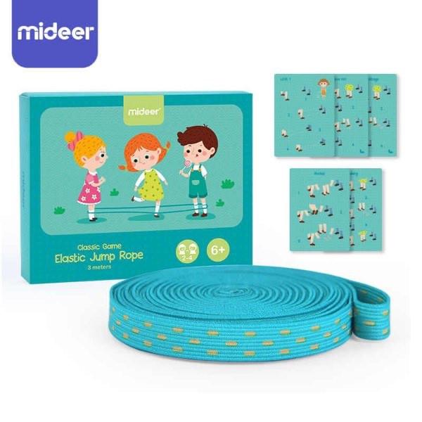 Развивающая спортивная игра Резиночки Flip Rope, MiDeer