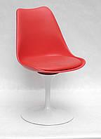 Milan T, красный, пластиковое сидение с мягкой подушкой