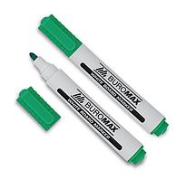 Маркер для доски Buromax BM.8800 зеленый BM.8800-04