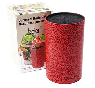 Подставки под ножи | Универсальная подставка для ножей 17,5 см BN-003