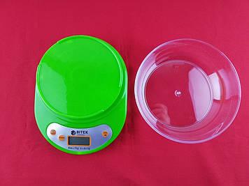Кухонные электронные весы BiTEK  9005