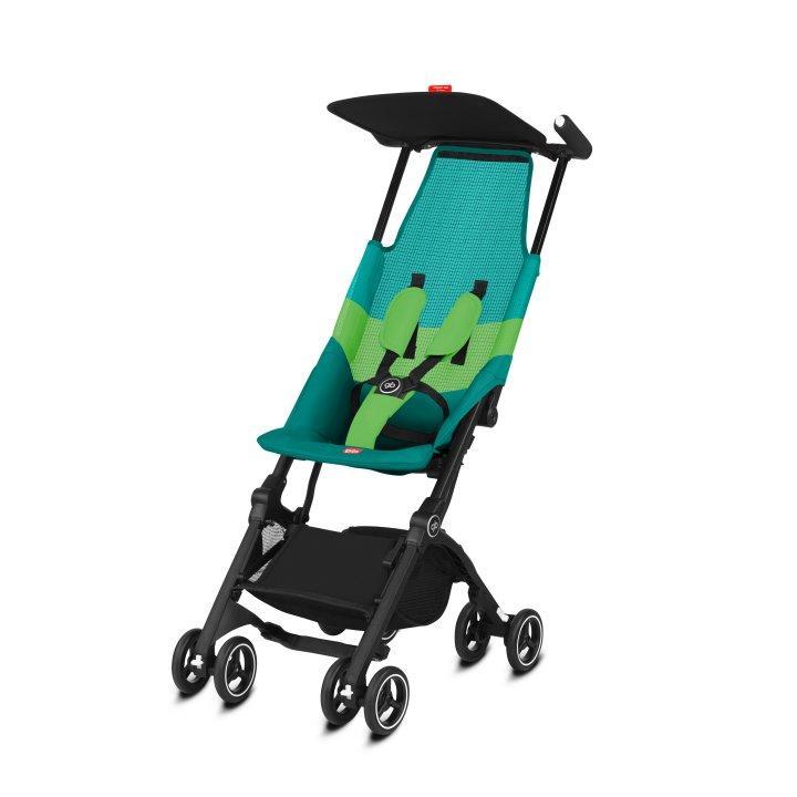 Прогулянкова коляска GB Pockit Air All-Terrain