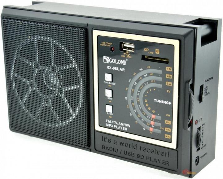 Радиоприемник Golon RX-98U
