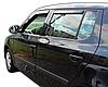 Дефлектори вікон вставні Skoda Fabia II 2007 -> 5D HB (хетчбек)