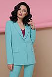Пиджак женский мятный Патрик, фото 4