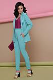 Пиджак женский мятный Патрик, фото 2