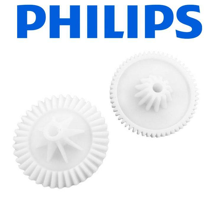 Комплект шестерні до м'ясорубки Philips HR7768