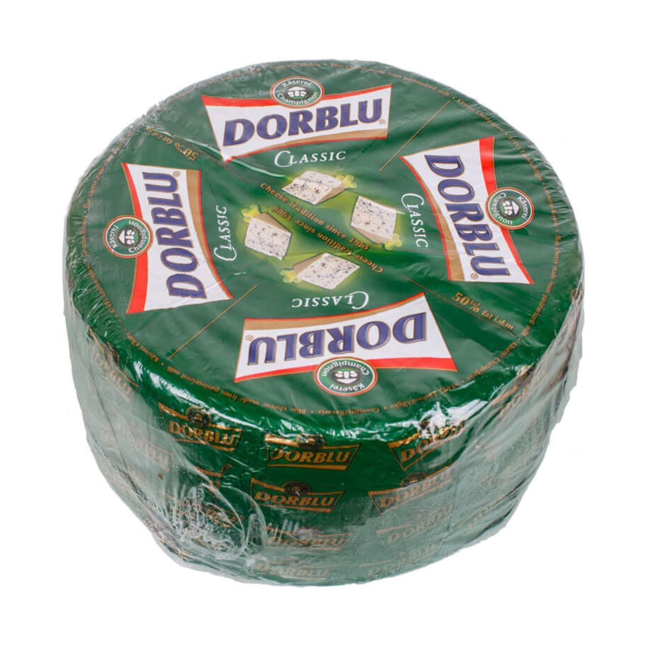 Дор Блю сыр голова от 2,5 кг