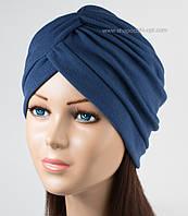 Трендовая  женская шапка TRK-Чалма