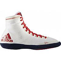 Борцовки, боксерки Adidas adiZero Varner. Обувь для борьбы, бокса. Борцовки Адидас купить, фото 1