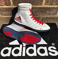 Борцовки, боксерки Adidas adiZero Varner. Обувь для борьбы, бокса. Борцовки Адидас купить