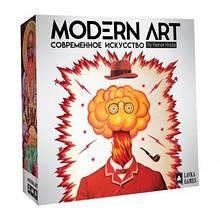 Настольная игра Современное искусство (Modern Art)