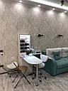 Угловой маникюрный стол с УФ лампой и подсветкой., фото 2