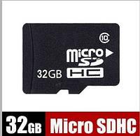 Карта памяти 32GB Micro SD Class 10+адаптер