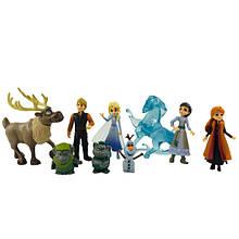 Игровой набор Frozen 2 Холодное Сердце (9 фигурок)