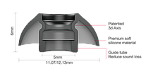 SpinFit CP350 L Амбушюры для TWS наушников, фото 3