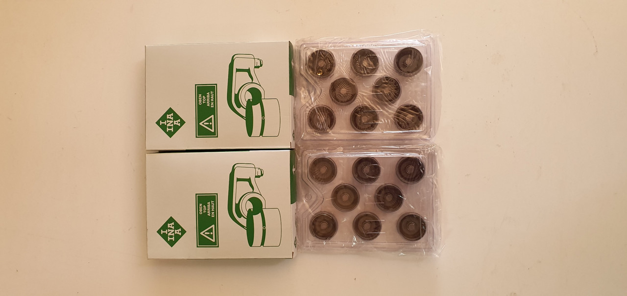 Гидрокомпенсатор Газель,Волга дв.406,405 (легкая конструкция зеленая упаковка)  (пр-во INA)