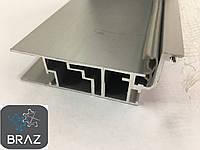 Дверная алюминиевая коробка для внутреннего открывания BLD-6815